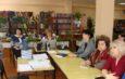 9 февраля в Центральной библиотеке состоялся районный семинар «Подведение итогов за 2016 год» и презентация книги «Иваново и кино»