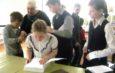23 мая в Центральной библиотеке для учащихся 5-х и 6-х классов прошел познавательный час «Путешествие в страну славянской азбуки»