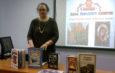 29 октября сотрудник Городской библиотеки провела патриотический час.
