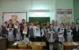 2 сентября в школе №7 для учащихся 5 «В» классасотрудником Городской центральной библиотекибыл проведен урок знаний «Наша Родина — Россия».